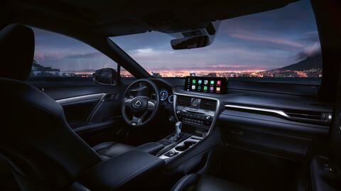 Lexus RX 450h Executive Line