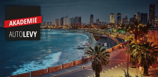 Unternehmerreise Tel Aviv Jerusalem