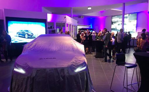 Neuvorstellung Lexus LS 500