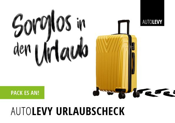 Urlaubs-Check