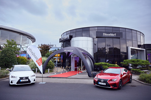 Lexus Forum Düsseldorf