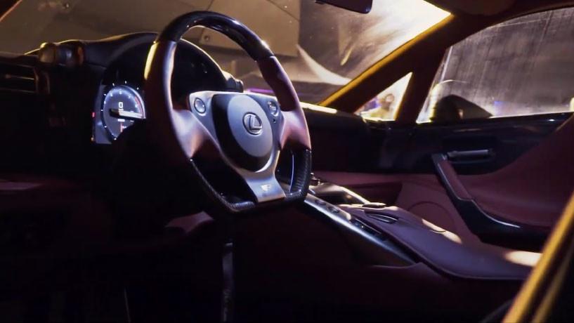 Lexus for one Night