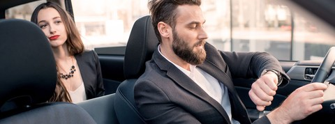 AutoLevy für Taxifahrer