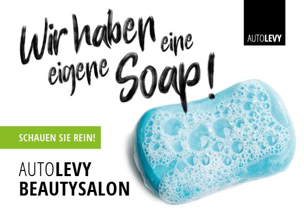 Beauty Salon - Wir haben eine eigene Soap!