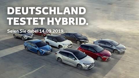Deutschland testet Hybrid