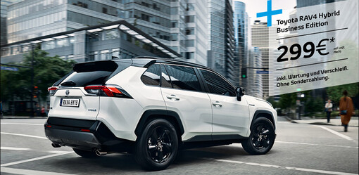 RAV4 Hybrid Business Edition!