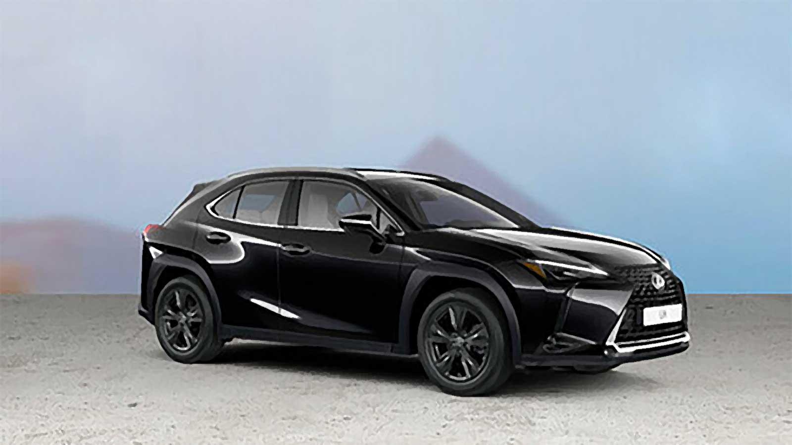 Lexus UX 200 FWD Launch Edition