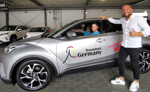 Roundnet Germany wird zukünftig von AutoLevy unterstützt