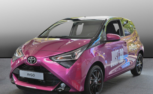 Aygo 1.0 x-cite x connect  VFW Carplay&Android