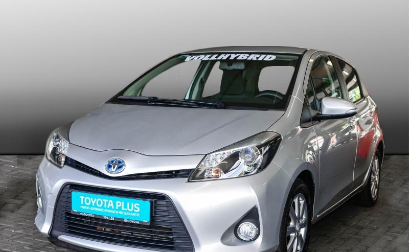 Yaris Hybrid Edition