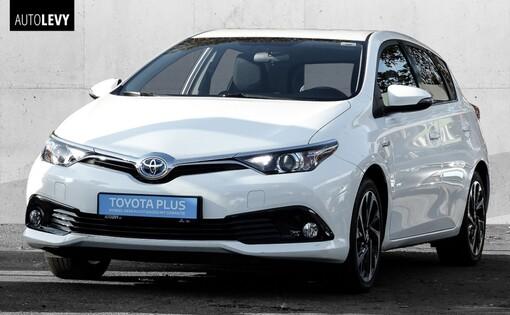Auris Hybrid Design Edition