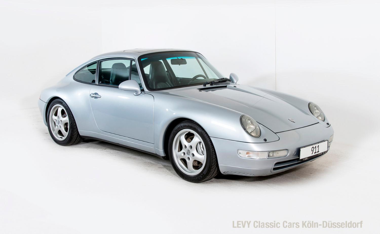 993 911 Carrera 4 Coupe