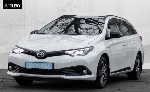 Auris Touring Sports Hybrid Style Selection