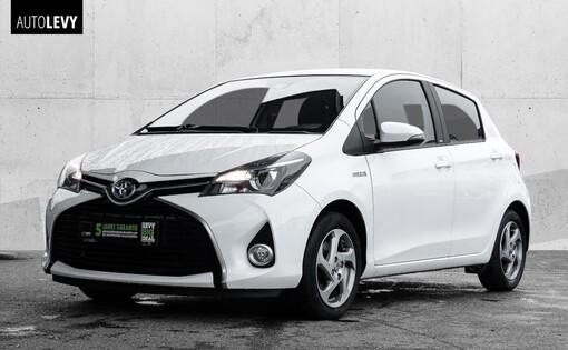 Yaris Hybrid Edition-S