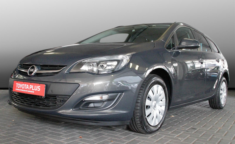 Astra 1.6 Sports Tourer Aut. Edition