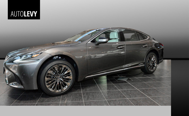 LS 500h Luxury Line E-FOUR 20 Zoll CoDrive AVS