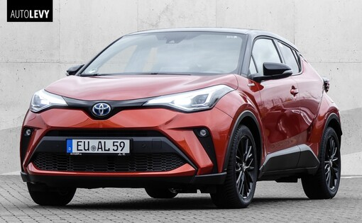 C-HR Orange Edition