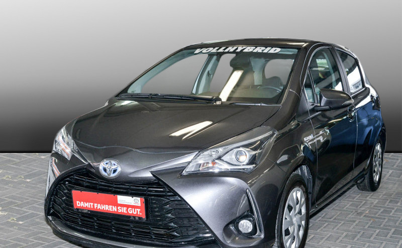 Yaris Hybrid Business