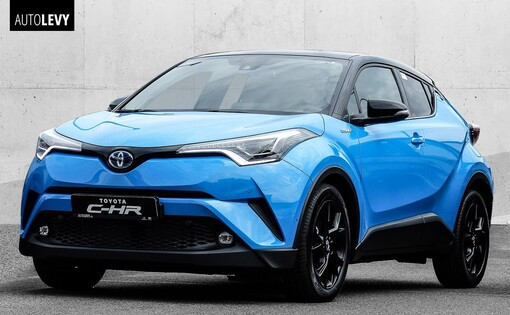 C-HR Style Selection