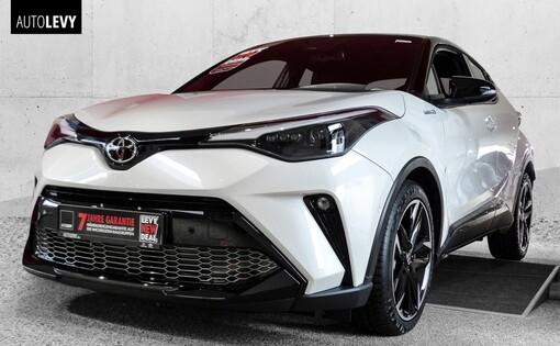 C-HR 2.0 Hybrid GR Sport
