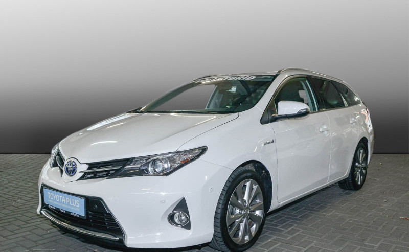 Auris Touring Sports Life Plus