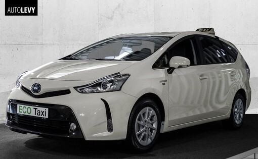 Prius+ Comfort Taxi