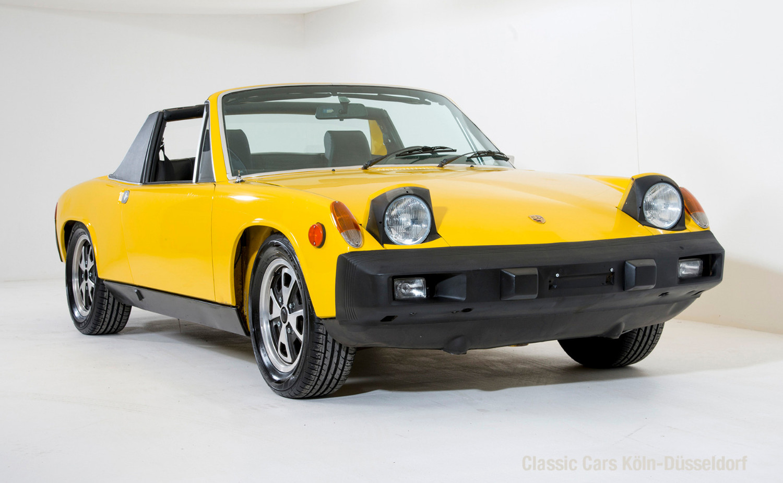 914 2.0 Targa VW