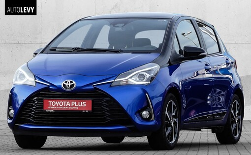 Yaris 1.5 VVT-I Style Selection Blue