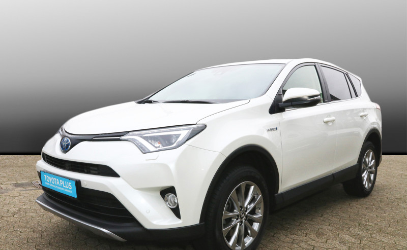 RAV 4 Hybrid 4x2 Edition-S Plus