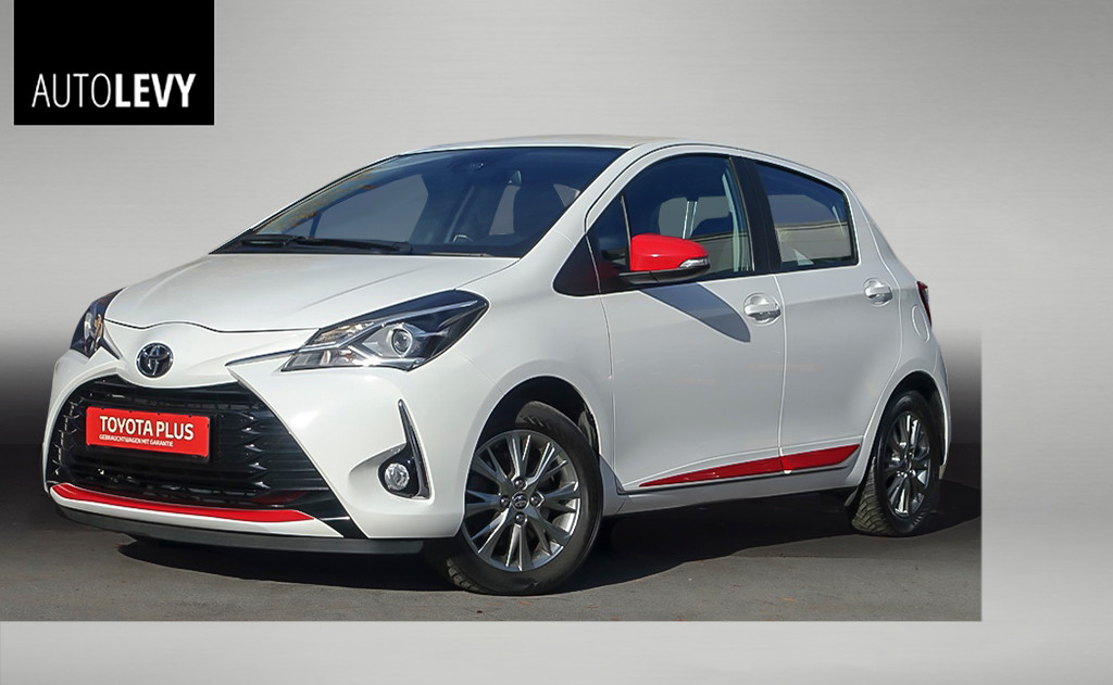 Yaris 1.5-Dual-VVT-iE Launch Edition