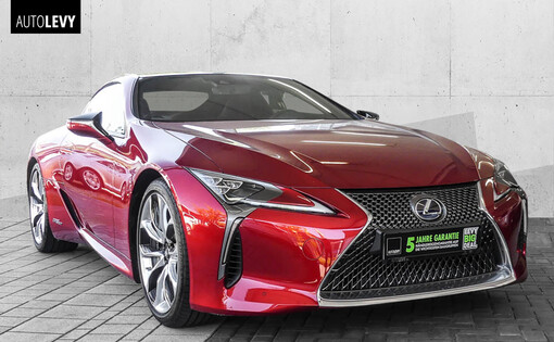 LC 500h Grand Touring Coupe