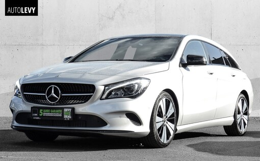 CLA Shooting Brake 200 7G-DCT Urban