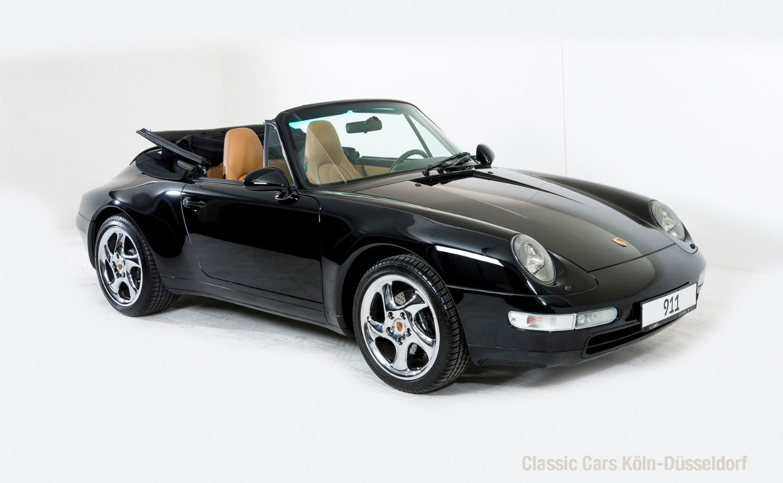 993 911 Carrera 2 Cabrio