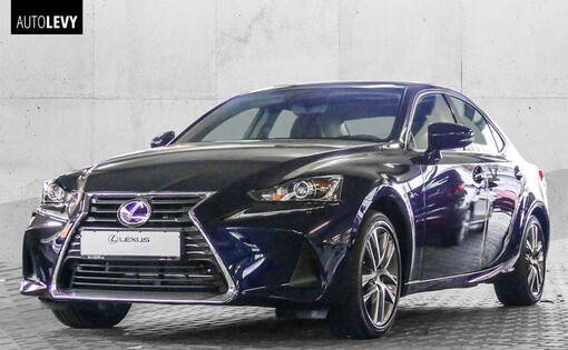 IS 300h Executive Line
