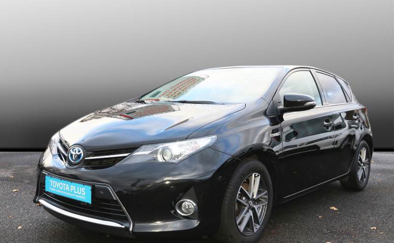 Auris Hybrid Edition