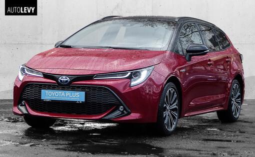 Corolla Touring Sports Hybrid 1.8