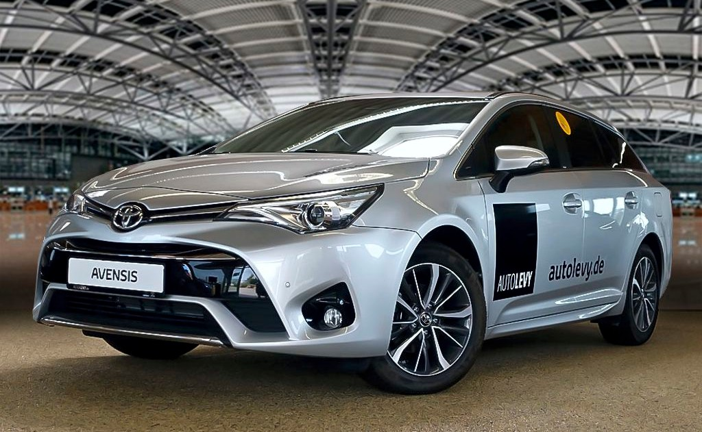 Avensis Edition-S Plus