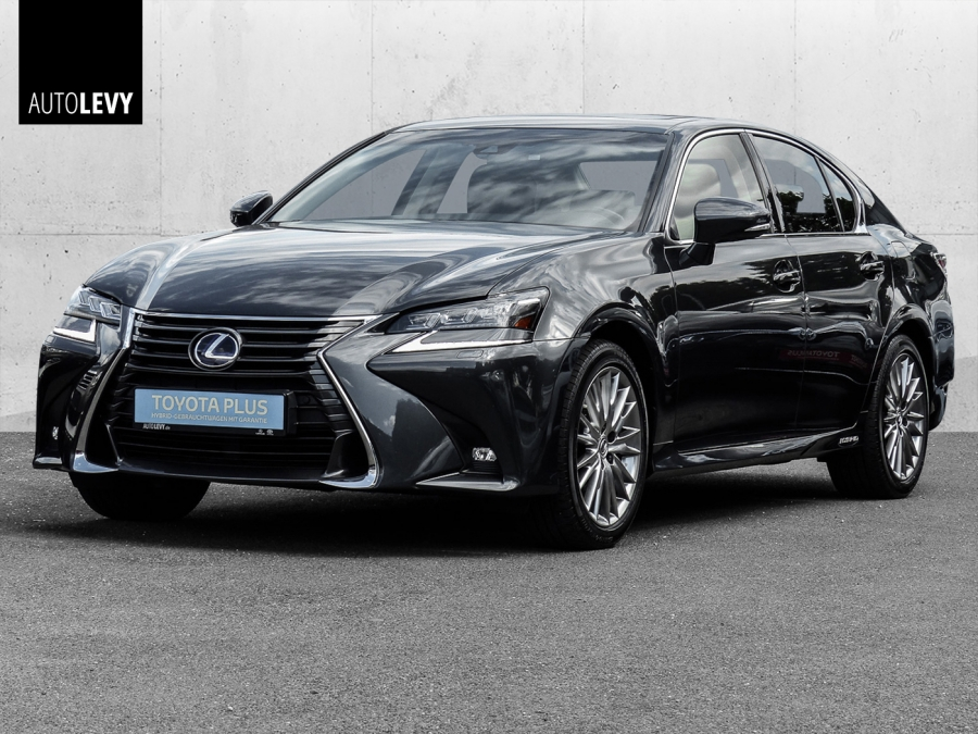GS 450h Luxury Line