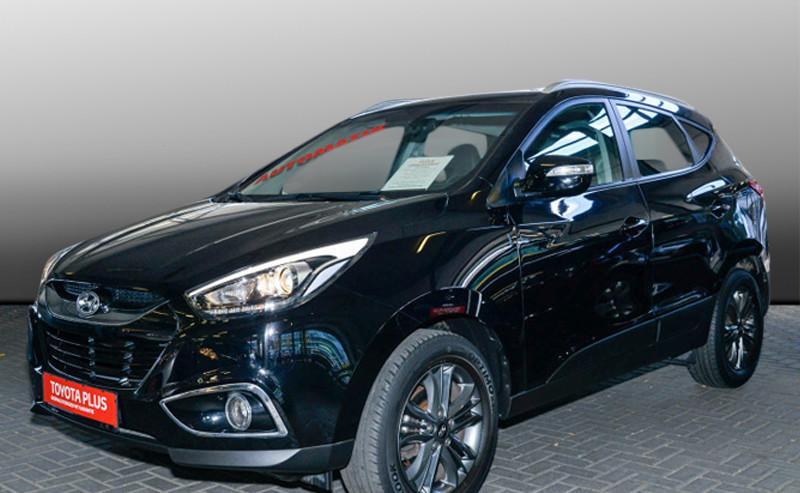 IX35 2.0 2WD Automatik Trend