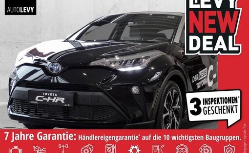 KNALLERDEAL C-HR 2.0 HYBRID Team Deutschland