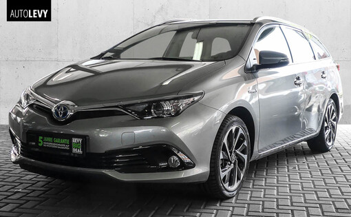 Auris Touring Sports Hybrid Design Edition