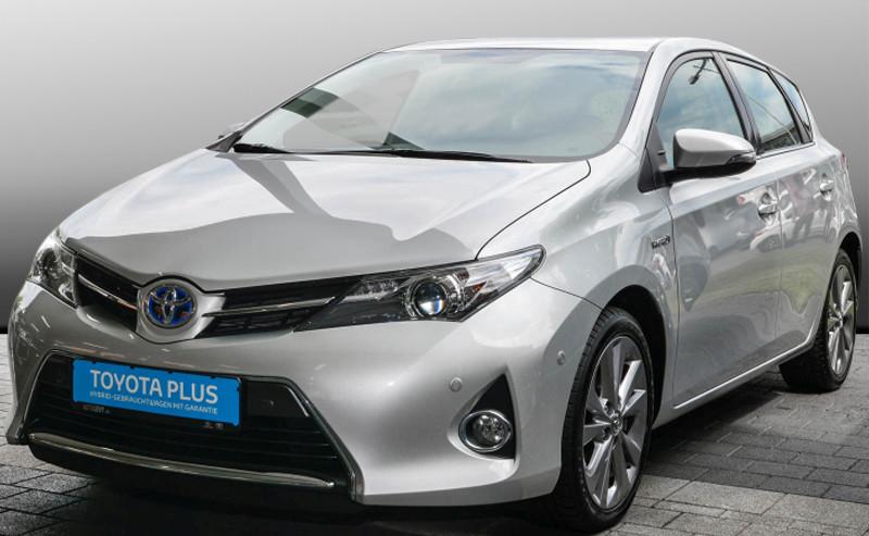 Auris Hybrid Start Edition