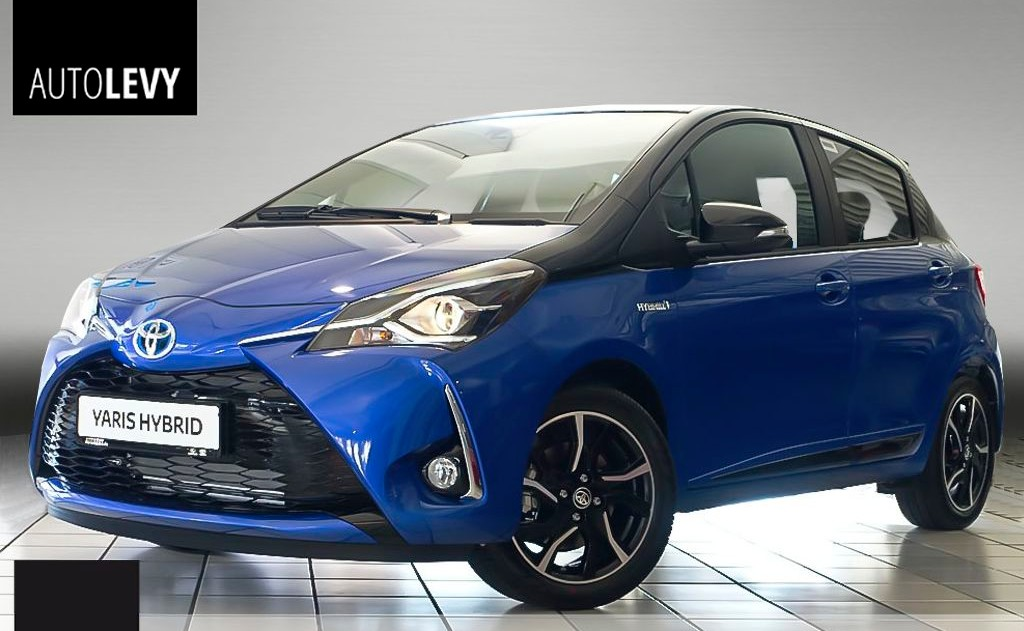 Yaris Style Selection Blue