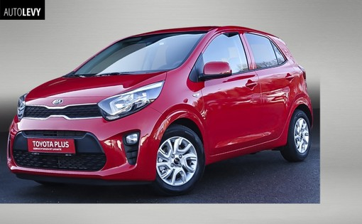 PICANTO 1.2 ISG Dream Team Tageszulassung