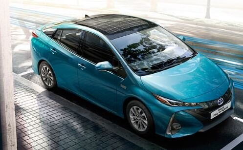 Prius Plug-in Hybrid 122PS
