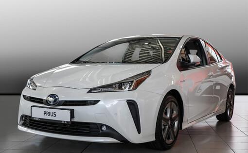 Prius Executive Modell 2019