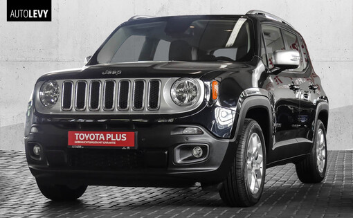 Renegade 1.4 MultiAir Limited FWD