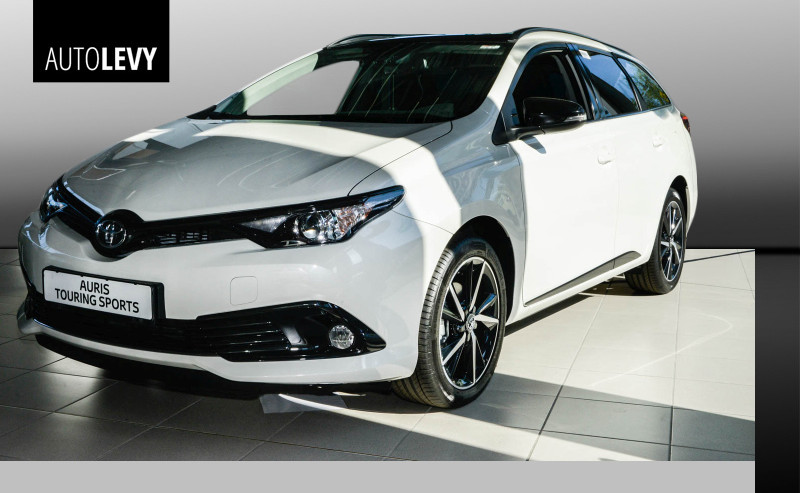 Auris Touring Sports Style Selection