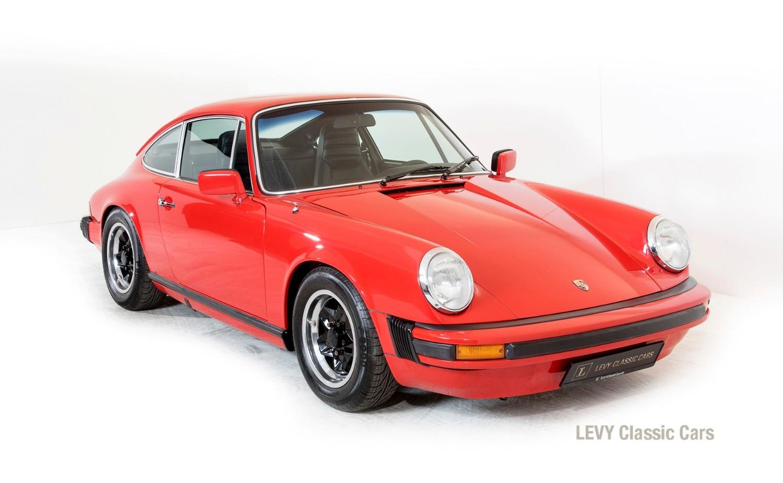 911 S  2.7 Coupe schmal restauriert