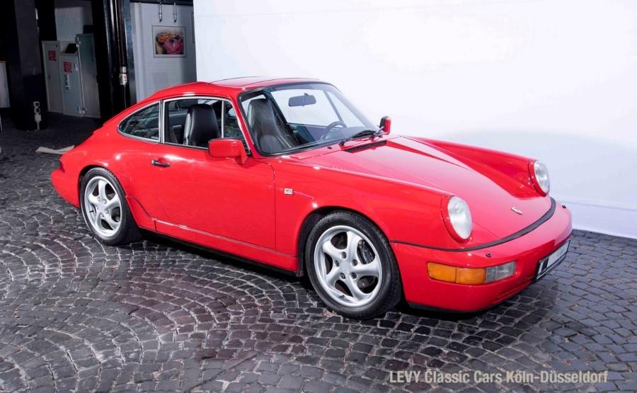 964 911 Carrera 2 5-Gang deutsches FZ